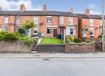 Thumbnail 3 bed terraced house for sale in Mayfield Road, Ashbourne