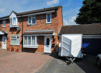Thumbnail 2 bed semi-detached house for sale in Waterford Close, Bridgwater