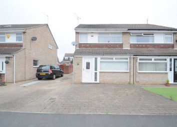 Thumbnail 3 bed semi-detached house for sale in Burbage Avenue, Hull