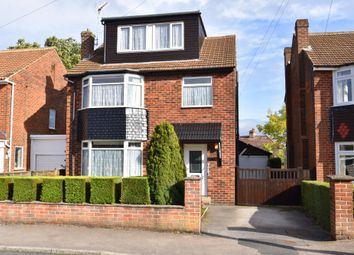 Thumbnail 5 bed detached house for sale in Harlow Crescent, Harrogate