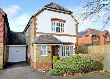 Thumbnail 3 bed detached house for sale in The Briars, Ash, Aldershot