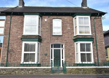 Thumbnail 7 bed town house for sale in Stryd Yr Eglwys, Llandysul, 4Qs