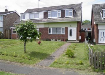 Thumbnail 3 bed semi-detached house for sale in Combermere, Thornbury, Bristol