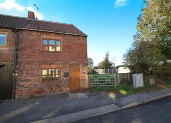 Thumbnail 2 bed cottage for sale in North Road, Torworth, Retford