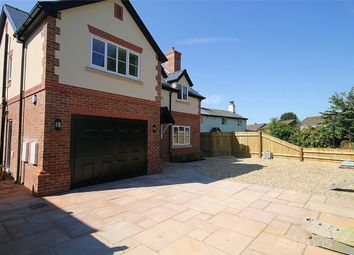 Thumbnail 4 bed detached house for sale in Chapel Road, Penketh, Warrington