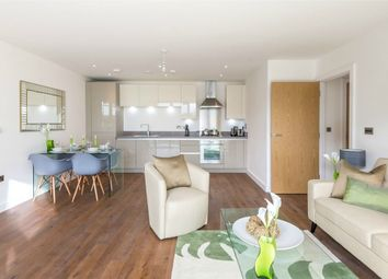 Thumbnail 2 bed flat for sale in Hilton Wharf, Babbage Point, London