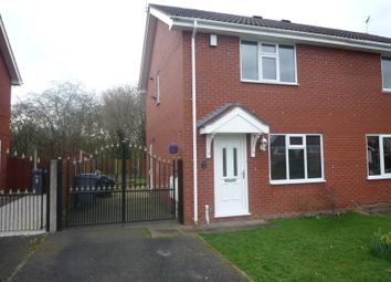 Thumbnail 2 bed semi-detached house to rent in Poolhill Close, Longton