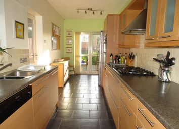 Thumbnail 3 bed terraced house for sale in Water Lane, Wootton, Northampton