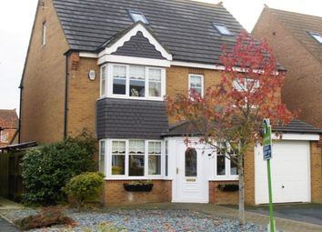 Thumbnail 5 bedroom detached house for sale in Meridian Way, Stockton-On-Tees