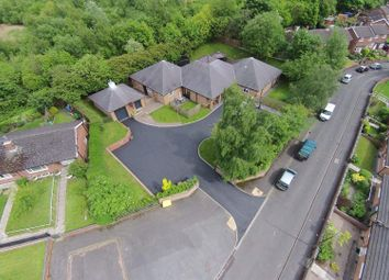 Thumbnail 5 bedroom detached house for sale in Wideshaft, Swadlincote