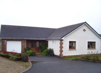 Thumbnail 4 bed detached bungalow to rent in Croesyceiliog, Carmarthen