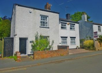Thumbnail 2 bed cottage to rent in School Lane, Parkgate, Neston