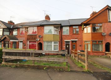 Thumbnail 3 bed town house for sale in St Saviours Road, Leicester