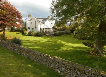 Thumbnail 4 bed detached house for sale in Rusland, Nr Ulverston, Cumbria