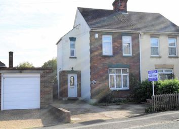 Thumbnail 3 bed semi-detached house for sale in Twydall Lane, Gillingham