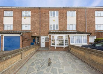 Thumbnail 4 bed terraced house for sale in Aldwych Close, Hornchurch