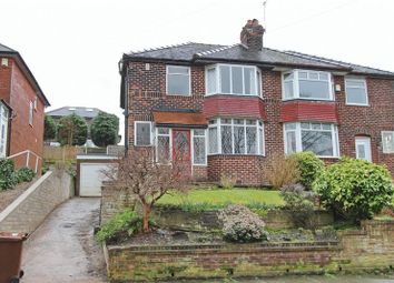 Thumbnail 3 bed semi-detached house for sale in Lowther Road, Prestwich, Manchester