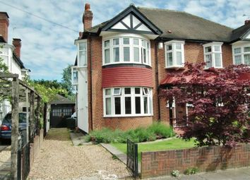 Thumbnail 5 bed semi-detached house to rent in Buxton Drive, New Malden