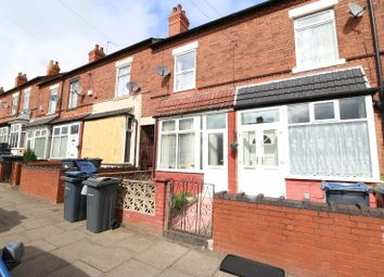 Thumbnail 3 bedroom terraced house for sale in Aylesford Road, Handsworth