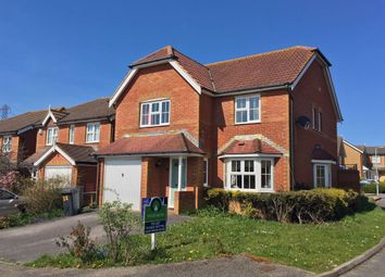 Thumbnail 4 bed detached house to rent in Hamble Road, Stone Cross, Pevensey