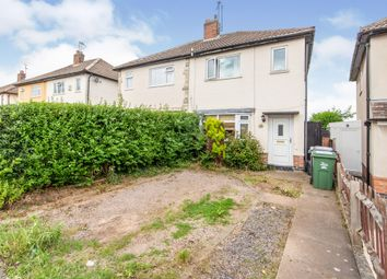 Thumbnail 2 bed semi-detached house for sale in Gwendolin Avenue, Birstall, Leicester