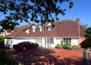 Thumbnail 5 bed detached house for sale in Norsey Road, Billericay, Essex