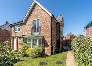 Thumbnail 2 bed semi-detached house for sale in Pynham Crescent, Chichester