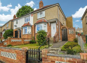 Thumbnail 3 bed semi-detached house for sale in Laburnum Road, Southampton