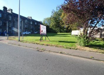 Thumbnail Land for sale in William Street, Dunfermline