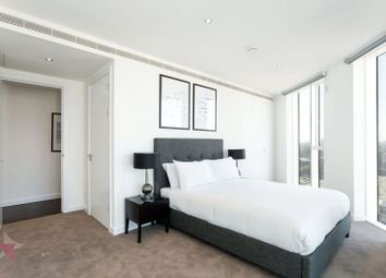 Thumbnail 2 bed flat to rent in Sky Gardens, Wandsworth Road, London