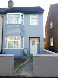 Thumbnail 3 bedroom end terrace house to rent in St Johns Road, Barking