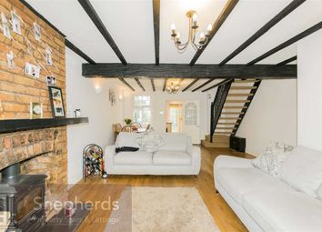 Thumbnail 3 bed detached house for sale in Lea Road, Hoddesdon, Hertfordshire