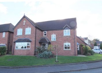 Thumbnail 5 bed detached house for sale in Poplar Rise, Little Aston, Sutton Coldfield