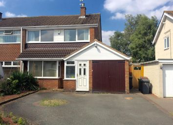 Thumbnail 3 bed semi-detached house for sale in Greenway, Whitestone, Nuneaton