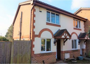 Thumbnail 2 bed end terrace house for sale in Channels Farm Road, Southampton