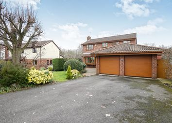 Thumbnail 4 bed detached house for sale in Barncroft, Norton, Runcorn, Cheshire