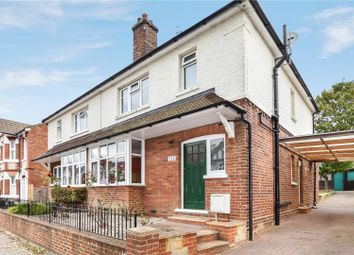 Thumbnail 3 bed semi-detached house for sale in Stephens Road, Tunbridge Wells