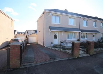 Thumbnail 3 bed terraced house for sale in Brownshill Avenue, Coatbridge