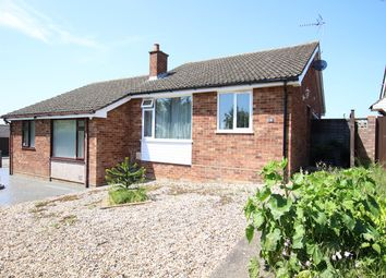 Thumbnail 2 bedroom semi-detached bungalow for sale in Lancaster Way, Claydon, Ipswich, Suffolk