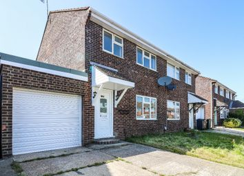 Thumbnail 4 bed semi-detached house for sale in Collard Road, South Willesborough, Ashford