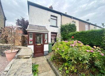Thumbnail 2 bed end terrace house for sale in Compstall Road, Stockport