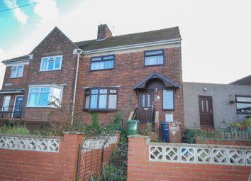 Thumbnail 3 bed semi-detached house for sale in Orr Avenue, Sunderland