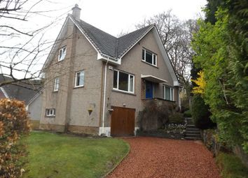 Thumbnail 3 bed detached house to rent in Greenwood Drive, Bearsden, Glasgow