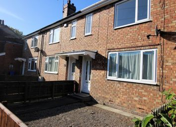 Thumbnail 3 bed terraced house to rent in Mill Lane, Beverley