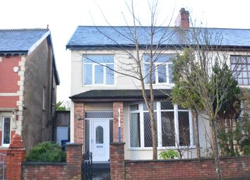 Thumbnail 5 bedroom semi-detached house for sale in Beechfield Avenue, Blackpool