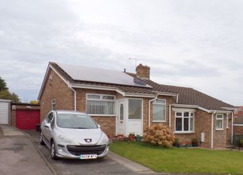 Thumbnail 2 bed bungalow to rent in Fincham Close, Norton, Stockton-On-Tees