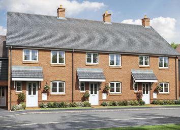 "Thumbnail 3 bedroom terraced house for sale in ""The Oakwood"" at Allington Lane, Fair Oak, Eastleigh"