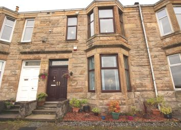 Thumbnail 3 bed terraced house for sale in Barr's Brae, Port Glasgow