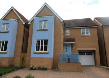 Thumbnail 4 bed detached house for sale in Merritt Way, Bristol