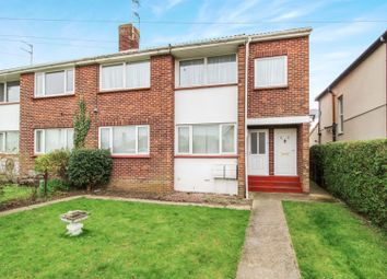 Thumbnail 3 bed maisonette for sale in Queens Road, Clacton On Sea